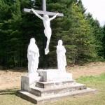 Calvaire cimetière St-Fidèle