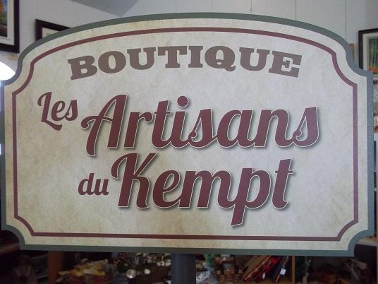 Boutique Les Artisans du Kempt